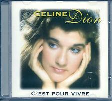 Celine Dion. C'Est Pour Vivre (1997) CD NUOVO Mon Ami M'a Quittee. La Dodo La Do