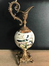 Bronce personaje porcelana/cerámica esplendor-tetera ánfora garrafa