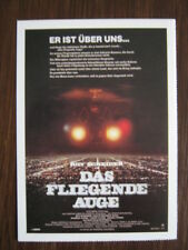 Filmplakatkarte  Das fliegende Auge   Roy Scheider, Warren Oates, Candy Clark