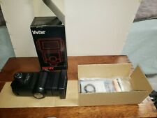 Vivitar 285HV Auto Thyristor Flash New in Box