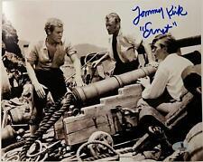 "TOMMY KIRK Signed 8x10 Photo #6 ""Ernst"" SWISS FAMILY ROBINSON Beckett BAS COA"