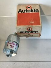 NOS Ford Autolite Fuel Filter 1960 Edsel, Ford Meteor COAE-9155-A,  FG-6