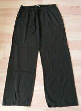 Pantalon AMERICAN VINTAGE rayé tons gris foncé,femme/fille T.38