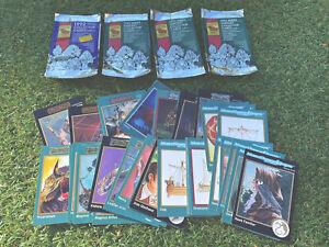 TSR Inc 1992-1993 Cards and Original Packets-Greyhawk-D & D-Ravenloff-Forgotten