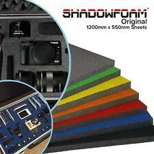 More details for shadow foam | custom camera organiser, flight case packaging & protection foam