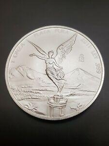 2011 1 oz Silver Libertad 1 Onza Plata Pura Bullion Coin MEXICO Coin