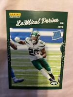 2020 PANINI RETRO RATED ROOKIE RC SP LA'MICAL PERINE NEW YORK JETS