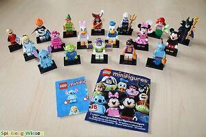 LEGO® 71012 The Disney Serie -freie Auswahl / alle 18 Figuren- NEU in OVP
