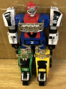 Rare 1997 Bandai Transformer Action Figure