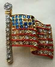 USA Pin Badge