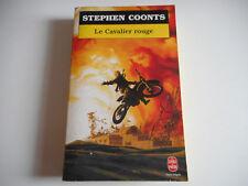 LIVRE DE POCHE - LE CAVALIER ROUGE - STEPHEN COONTS