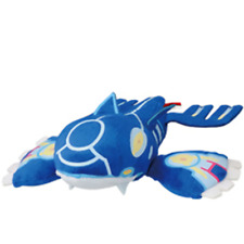 "My Pokemon Collection Kyogre 4"" MPC Plush Toy Doll Keychain Ball Chain UFO New"