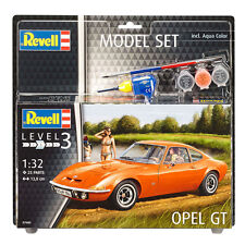 Revell Opel GT Model Set (Level 3) (Scale 1:32) 67680 NEW