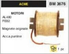 BOBINA MAGNETE ORIG MOTOCOLTIVATORE CON MOTORE ACME AL480 AL 480 FE82 FE 82