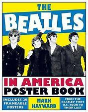 New The Beatles in America Posterbook