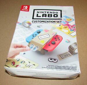 Nintendo Labo Customization Set for Nintendo Switch Fast Shipping