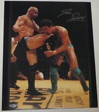 Bas Rutten Signed 16x20 Photo Beckett COA UFC 18 20 Pancrase IFL MMA Autograph 3