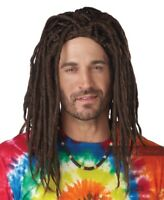 California Costumes Island Dreads Wig Rasta Hippy Adult Halloween Costume 70583