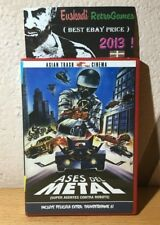 Ases del metal (DVD) PAL / 1983 / PAL - Eric Tsang