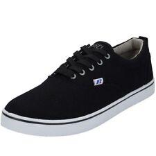 Zapatillas deportivas de hombre en color principal azul de lona