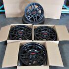 "17"" Matte Black Wheels Fits Toyota Tacoma 4Runner FJ Cruiser SEMA PRO Set of 4"