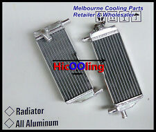 YAMAHA YZ250 1996 1997 1998 1999 2000 2001 Aluminum Radiator 96-01