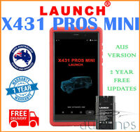 LAUNCH X431 PROS MINI OBD2 Engine Fault Diagnostic Scan Auto Code Reader Tool