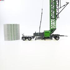 Liebherr 81 K Schnelleinsatzkran Volk Bau + Fahrwerk set NZG nzg 870/021