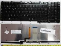 KEYBOARD SATELLITE A500 SPANISH TOSHIBA K000074280,PK130741A19,MP-08H76E06698