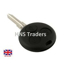 NEW Remote Key Shell Replace for SMART Fortwo 3 Button Mercedes Benz Case A46