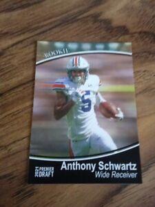 2021 SAGE Anthony Schwartz Rc NM Cleveland Browns Auburn Tigers