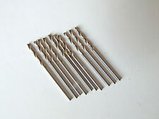1.5mm HSS Drill Bits - 10 Pack