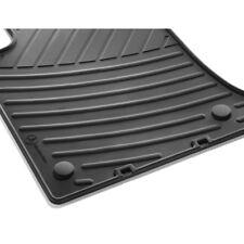 Mercedes Benz Original Rubber Floor Mats Cl 203/ CLC Sport Coupe LHD Black New