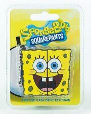 Nickelodeon Spongebob Squarepants 4 GB USB Flash Drive Keychain