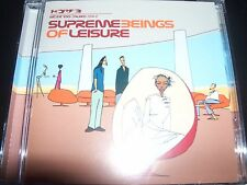 Supreme Beings Of Leisure ‎– Supreme Beings Of Leisure Aust CD – Like New