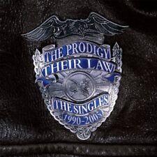 PRODIGY Their Law The Singles 90-05 LP Vinyl BRAND NEW 2014