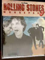 Rolling Stones 1997 Mouse Pad Officially Licensed Tour Merch New Sealed Nice!