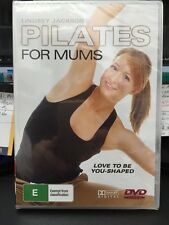 Pilates Essentials Beginners And Improves Dvd