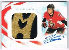 2010-11 Ultimate Collection Debut Threads Autograph Patch SDT-JC Jared Cowen /25