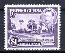 British Guiana $1 Dollars P12.5  SG 317 lmmint Cat £28 [802]