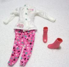 OOBF-Barbie-14603-15302-16458-Fashion Only-Ensemble-Veterinarian Outfit