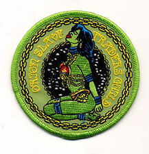 "Star Trek Orion Slave Girl Traders Guild   3.5"" Patch--FREE S&H (STPAT-ORION)"
