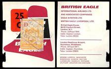 SPAIN IBIZA 1967 AIR PARCEL BRITISH EAGLE LTD