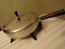 Farberware Aluminum Clad Stainless Steel Electric Frying Pan Model# 300-B
