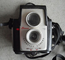 Vintage 1950s Kodak Brownie Starflex Camera with Dakon Lens