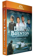 Delie und Brenton - Staffel 2 - All the Rivers run - Fernsehjuwelen DVD