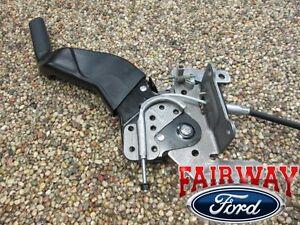 05 thru 09 Mustang OEM Genuine Ford Parts Emergency Parking Brake Handle Lever