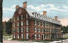 Postcard Connecticut New Haven Yale Connecticut Hall ca1907-15