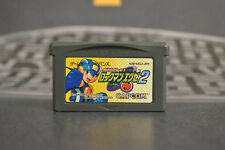BATTLE NETWORK ROCKMAN EXE 2 (MEGAMAN) GAME BOY ADVANCE JAP JP JPN GBC GAMEBOY
