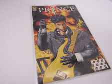 Prince - Rare 1991 Alter Ego Comic - Bolland Art w/Guitar  - 2nd Printing